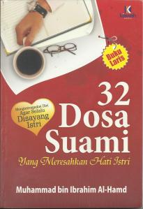 Buku Muslimah : 32 Dosa Suami